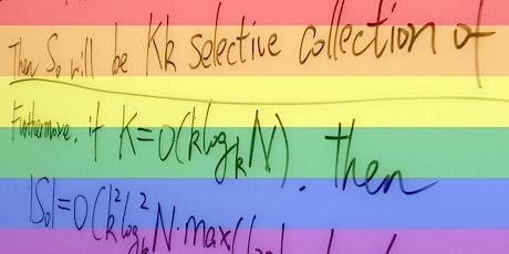 LGBTQ+ Math Day tickets