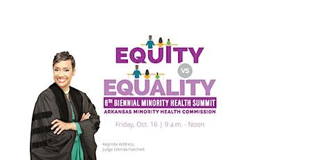 AMHC 6th Biennial Minority Health Virtual Summit tickets