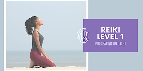 Reiki Level I + II — Channeling The Light tickets