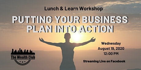 Putting Your Business Plan Into Action tickets