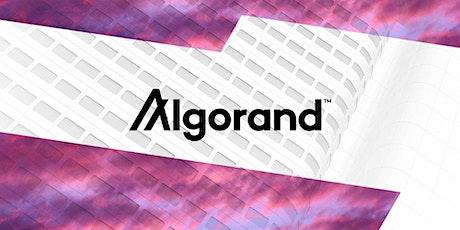 Introducción a la blockchain de Algorand ingressos