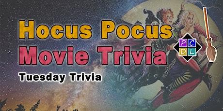 Tuesday Trivia: Hocus Pocus Edition tickets