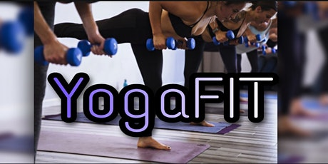 Yoga FIT in the Park (Yoga + Barre Fitness) tickets