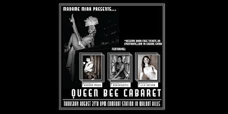 Queen Bee Cabaret tickets