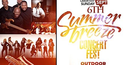Summer Breeze Concert Fest tickets
