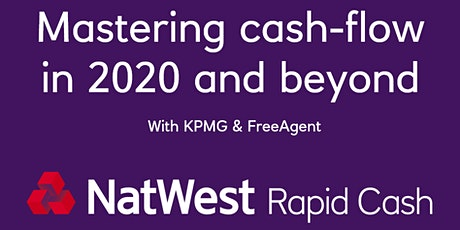 Mastering cash-flow in 2020 and beyond tickets