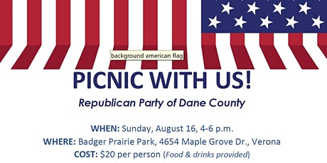 Annual Summer Picnic tickets