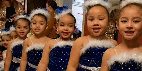 Kids Dance Class $10 voucher tickets