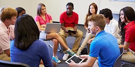 AVDA's Virtual Open House for Teen Abuse Prevention & Education Programs tickets