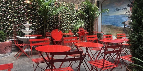Let's Go To Paris! Brunch Singles Event In NYC: Outdoors and Covid Cautious tickets