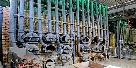 Free self-guided tours of Ireland's only surviving coal gasworks. tickets