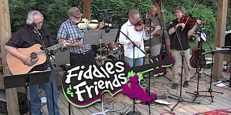 A Fiddles & Friends Christmas tickets