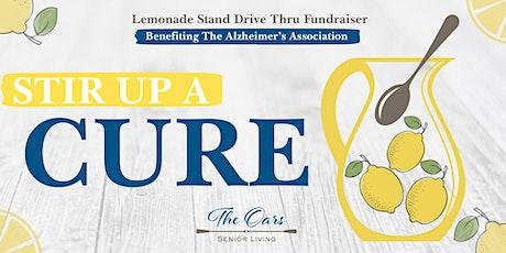 Stir Up A Cure - Benefiting The Alzheimer's Association tickets