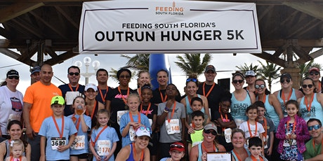 Feeding South Florida's  VIRTUAL 10th Annual Outrun Hunger 5K tickets