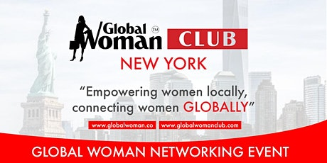 GLOBAL WOMAN CLUB NEW YORK: BUSINESS NETWORKING MEETING - AUGUST tickets