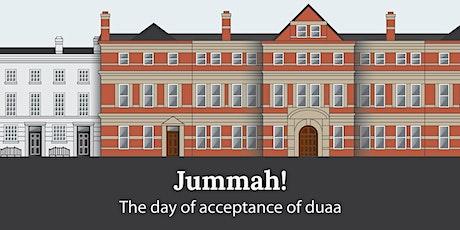Jummah Prayers Friday 14th August 2020 tickets
