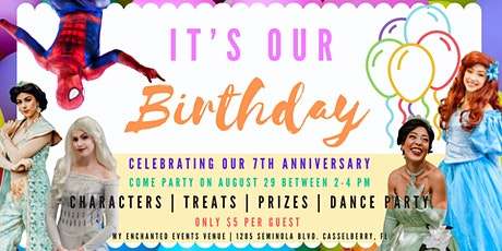 Tutu Tales 7th Anniversary Celebration tickets