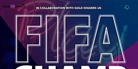 BACKSTREET's FIFA CHAMP tickets