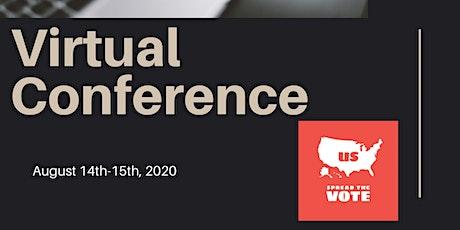 Spread The Vote Virtual Volunteer Summit tickets