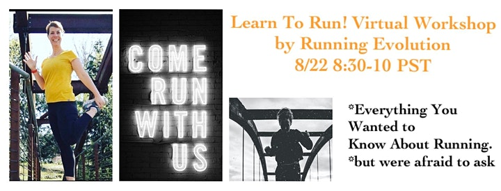 Learn To Run: Everything You Wanted to Know About How To Run! image