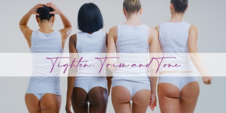 Evolve Event -Tighten, Trim Tone tickets