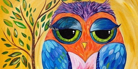 Painting classes for Kids by Monica Ramirez tickets