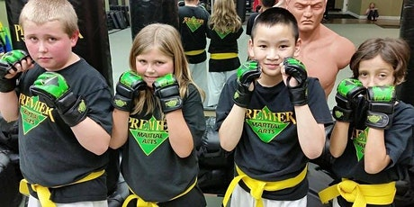 West Wichita FREE Beginners Martial Arts Workshop tickets