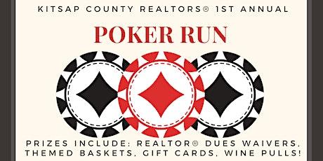 1st Annual Poker Run for RAIN tickets