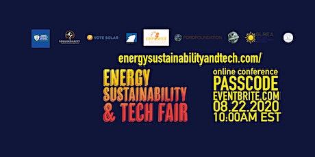 Energy, Sustainability and Tech Fair 2020 tickets