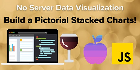 No Server Data Visualization: Build a Pictorial Stacked Chart Data Project tickets