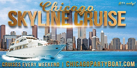 Chicago Skyline Cruise on Lake Michigan on September 19th tickets