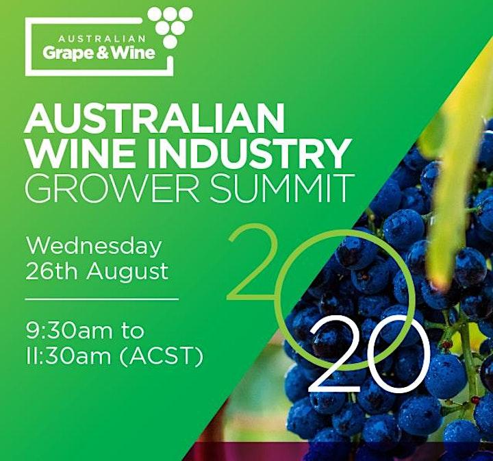 2020 Australian Wine Industry Grower Summit image