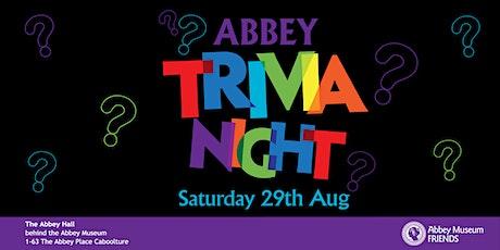 Abbey Trivia Night tickets