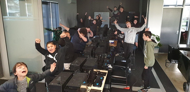 Invercargill Video Gaming Event - October 25 image
