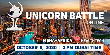 Healthtech Unicorn Battle in MENA+AFRICA tickets