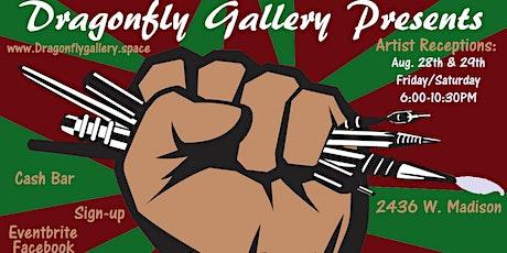 Black Lives Matter Exhibition tickets