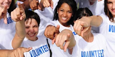 A-Z of Volunteer Management workshop (online) tickets