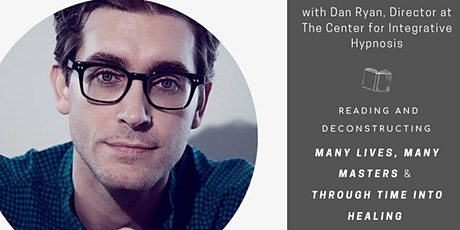 Past Life Regression Book Club with Dan Ryan (Live on Zoom) tickets