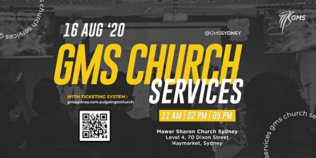 Sunday Live Service 2 @ 2pm - 16 August 2020 tickets