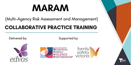 MARAM Collaborative Practice Training tickets