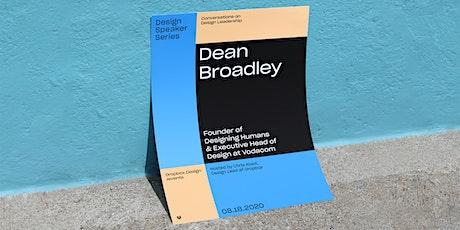Dropbox Design Speaker Series tickets