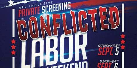 Exclusive CONFLICTED Movie Screening SATURDAY tickets