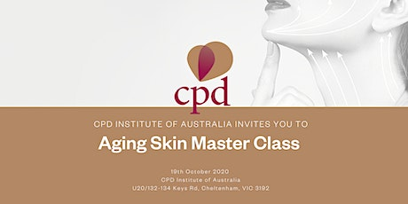Aging Skin Master Class tickets