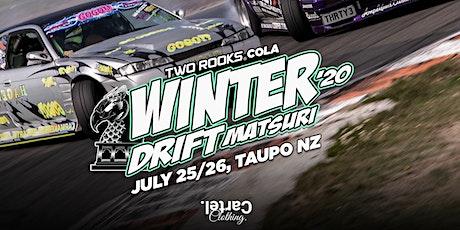 Spring Break NZ Drift Motorsport Festival 2020 tickets