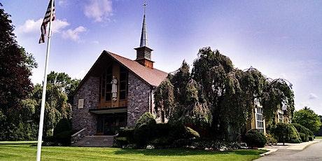 St. John Vianney Catholic Church August 16, 2020 10 a.m. mass tickets