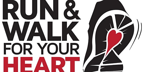 Run & Walk for your Heart 5K tickets