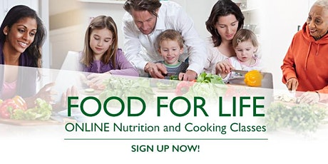 Food for Life: Power Foods for the Brain tickets