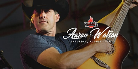Aaron Watson [Very Limited Seating - All VIP] tickets