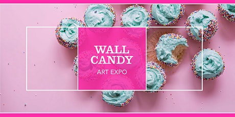 Wall Candy Art Expo (Vendor Registration) tickets