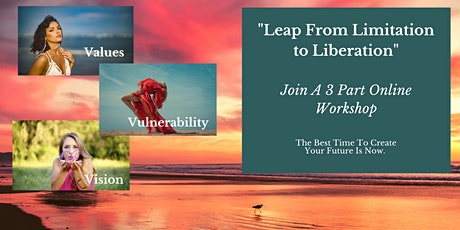 Leap from Limitation to Liberation tickets